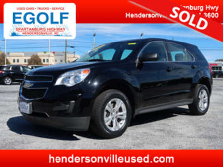 2015 Chevrolet Equinox LS for Sale  - 7592  - Egolf Motors