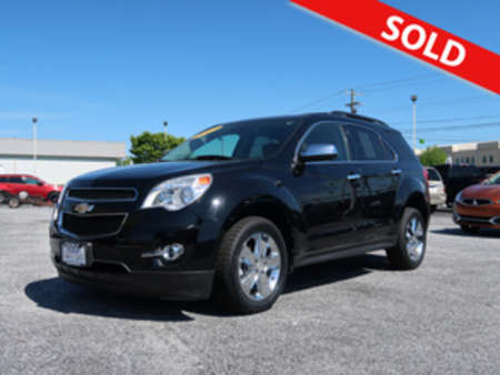 2012 Chevrolet Equinox LT for Sale  - 7660A  - Egolf Motors