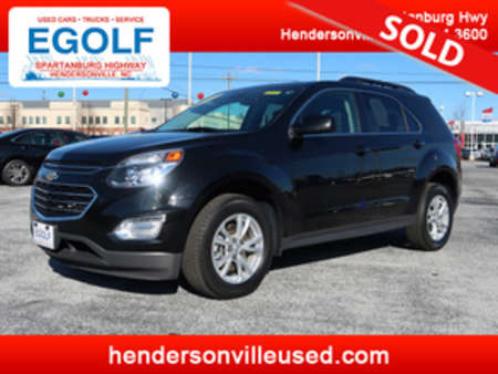 2017 Chevrolet Equinox LT AWD for Sale  - 7618  - Egolf Motors