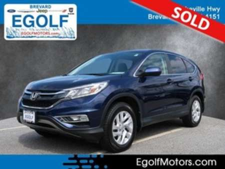 2015 Honda CR-V EX 2WD for Sale  - 10756B  - Egolf Motors