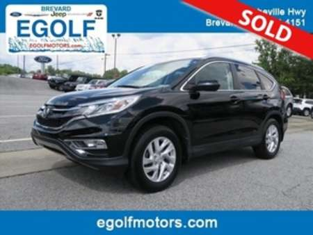 2015 Honda CR-V EX-L 2WD for Sale  - 10641A  - Egolf Motors