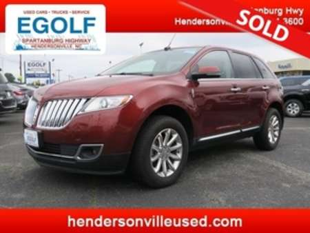 2014 Lincoln MKX Base AWD for Sale  - 7493  - Egolf Motors