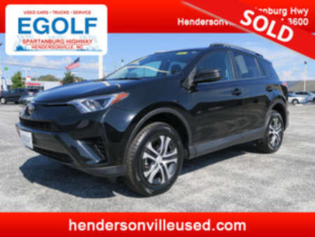 2017 Toyota Rav4 LE AWD for Sale  - 7553  - Egolf Motors