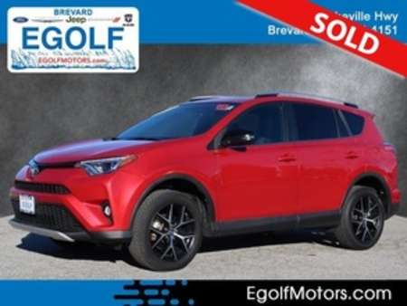 2016 Toyota Rav4 SE AWD for Sale  - 82285  - Egolf Motors