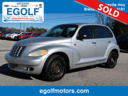 2005 Chrysler PT Cruiser Touring for Sale  - 5029A  - Egolf Motors