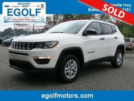 2018 Jeep Compass Sport for Sale  - 21500  - Egolf Motors
