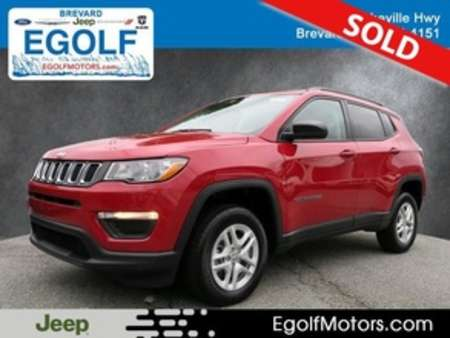 2018 Jeep Compass Sport for Sale  - 21625  - Egolf Motors