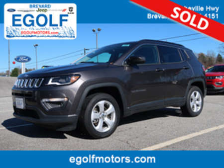2018 Jeep Compass Latitude for Sale  - 10698  - Egolf Motors