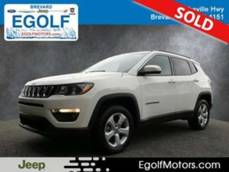 2018 Jeep Compass Latitude for Sale  - 21645  - Egolf Motors