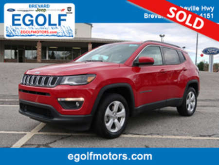 2018 Jeep Compass Latitude for Sale  - 10702  - Egolf Motors