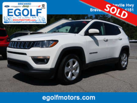 2017 Jeep Compass Latitude for Sale  - 82255  - Egolf Motors