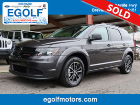 2018 Dodge Journey SE for Sale  - 21736  - Egolf Motors