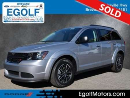 2018 Dodge Journey SE for Sale  - 21698  - Egolf Motors