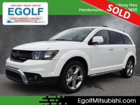 2017 Dodge Journey Crossroad AWD for Sale  - 7612  - Egolf Motors