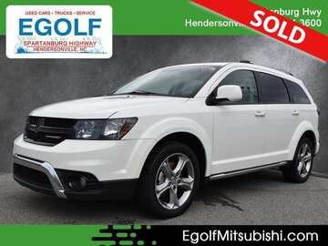 2017 Dodge Journey Cros