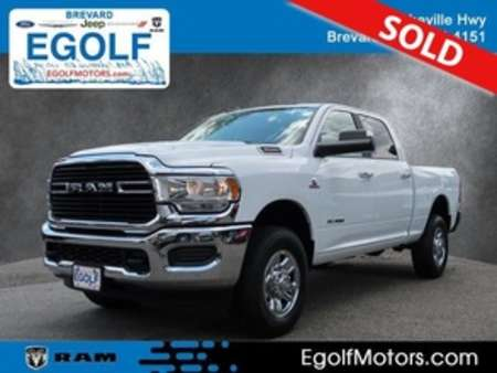 2019 Ram 3500 BIG HORN 4X4 CREW CAB 64 for Sale  - 21759  - Egolf Motors