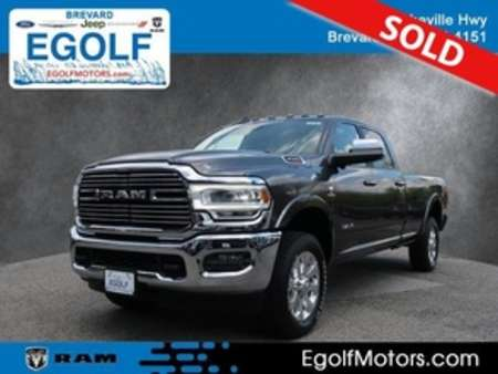 2019 Ram 3500 Laramie Crew Cab for Sale  - 21762  - Egolf Motors