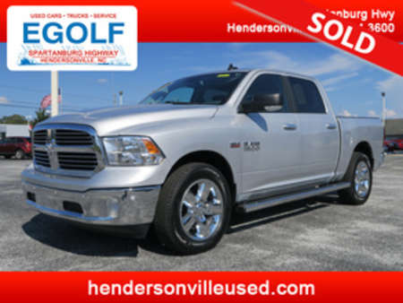 2016 Ram 1500 Big Horn 4WD Crew Cab for Sale  - 7547  - Egolf Motors