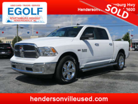 2016 Ram 1500 Big Horn 4WD Crew Cab for Sale  - 7556  - Egolf Motors