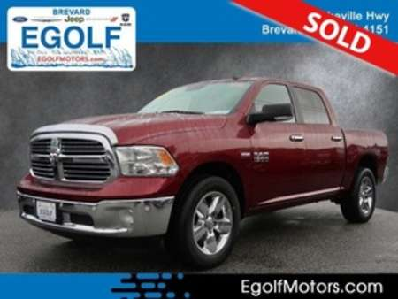 2016 Ram 1500 Big Horn 4WD Crew Cab for Sale  - 82271  - Egolf Motors