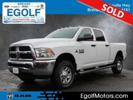 2018 Ram 2500 Tradesman Crew Cab for Sale  - 21726  - Egolf Motors
