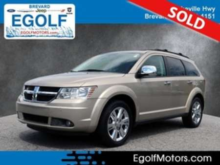 2009 Dodge Journey SXT for Sale  - 82310A  - Egolf Motors