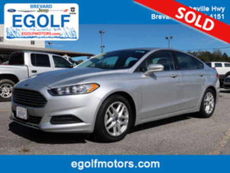 2016 Ford Fusion SE for Sale  - 10693  - Egolf Motors