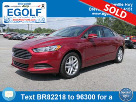 2014 Ford Fusion SE for Sale  - 7332A  - Egolf Motors