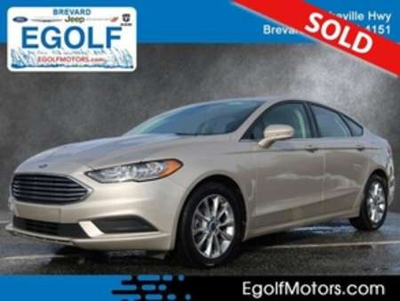 2017 Ford Fusion SE for Sale  - 10715  - Egolf Motors