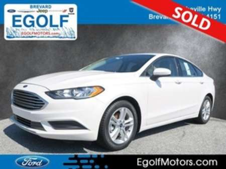 2018 Ford Fusion SE for Sale  - 4996  - Egolf Motors