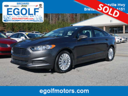 2015 Ford Fusion SE for Sale  - 5053A  - Egolf Motors