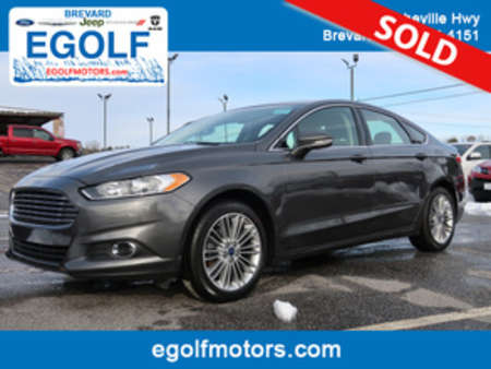 2016 Ford Fusion SE AWD for Sale  - 10719  - Egolf Motors