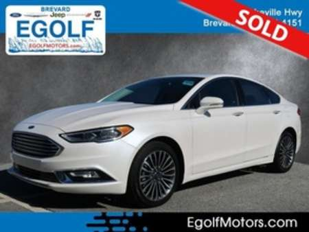 2017 Ford Fusion SE AWD for Sale  - 10714  - Egolf Motors