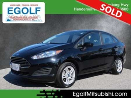 2017 Ford Fiesta SE for Sale  - 10702A  - Egolf Motors