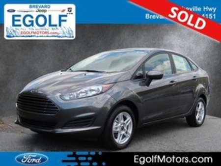2019 Ford Fiesta SE SEDAN for Sale  - 5097  - Egolf Motors