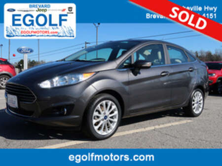 2017 Ford Fiesta Titanium for Sale  - 10716  - Egolf Motors