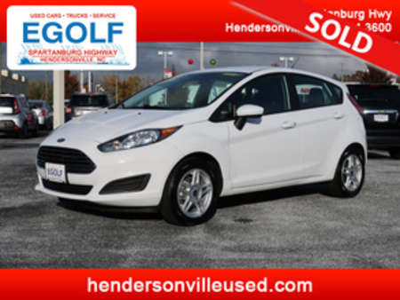 2017 Ford Fiesta SE for Sale  - 7599  - Egolf Motors