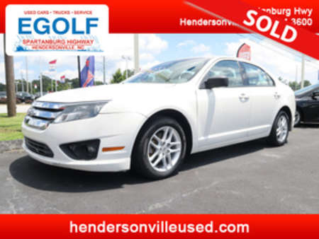 2011 Ford Fusion S for Sale  - 7466A  - Egolf Motors