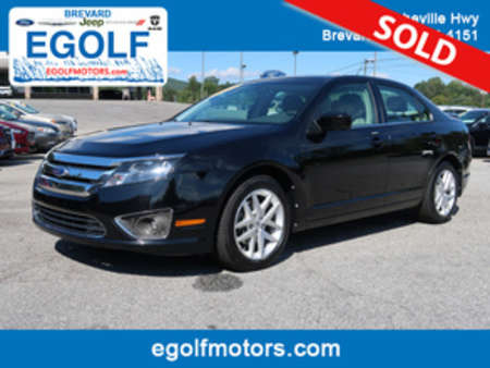 2012 Ford Fusion SEL for Sale  - 10675A  - Egolf Motors