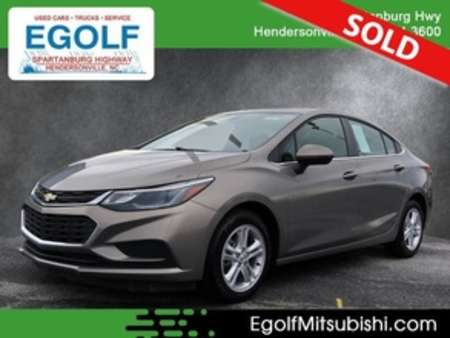 2017 Chevrolet Cruze LT Auto for Sale  - 7644  - Egolf Motors