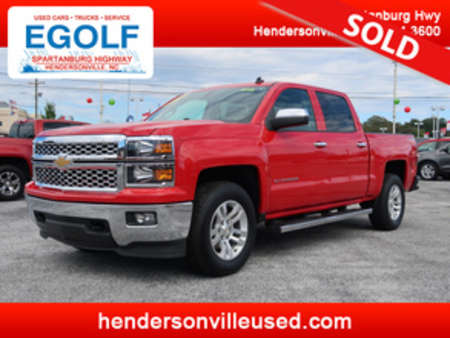 2014 Chevrolet Silverado 1500 LT Z71 4WD Crew Cab for Sale  - 7564  - Egolf Motors