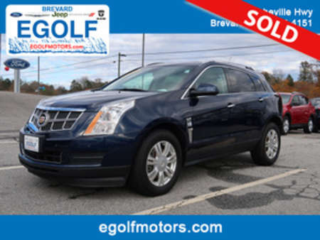 2011 Cadillac SRX Luxury Collection AWD for Sale  - 5039B  - Egolf Motors