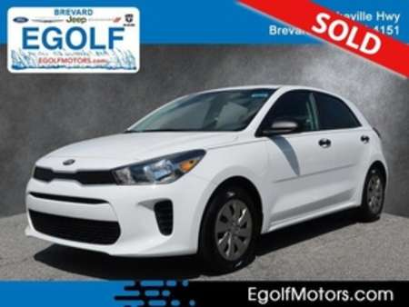 2018 Kia Rio 5-Door LX for Sale  - 10802  - Egolf Motors