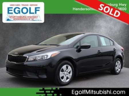 2018 Kia FORTE LX for Sale  - 7663  - Egolf Motors