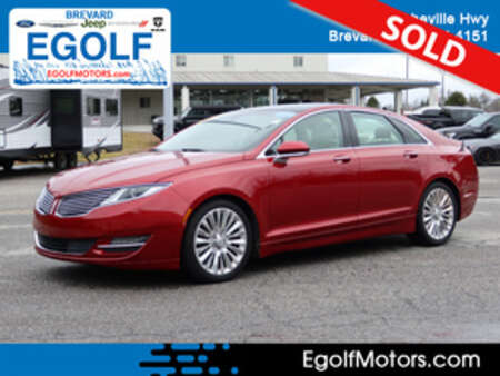 2014 Lincoln MKZ Base for Sale  - 21629A  - Egolf Motors
