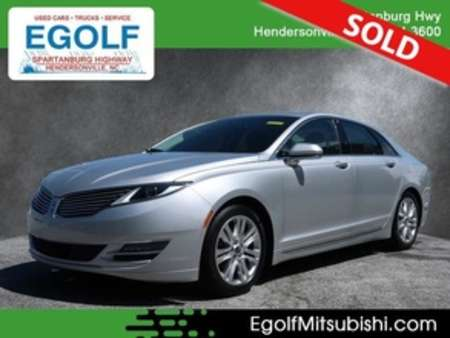 2016 Lincoln MKZ Base AWD for Sale  - 7677  - Egolf Motors