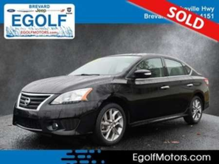 2015 Nissan Sentra SR for Sale  - 82300  - Egolf Motors