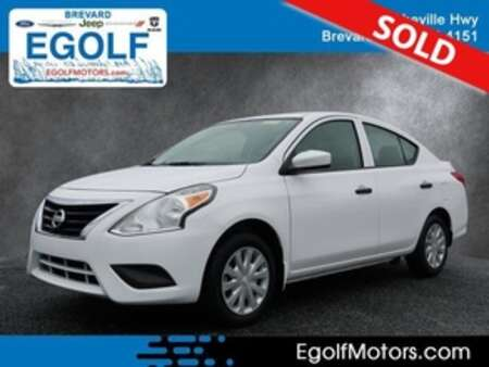 2017 Nissan Versa 1.6 S for Sale  - 7606  - Egolf Motors