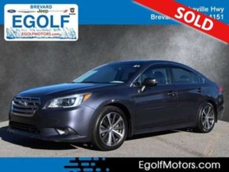 2015 Subaru Legacy 3.6R Limited for Sale  - 21549B  - Egolf Motors