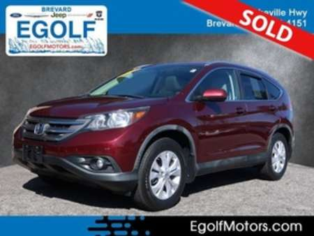 2012 Honda CR-V EX-L 2WD for Sale  - 82253A  - Egolf Motors